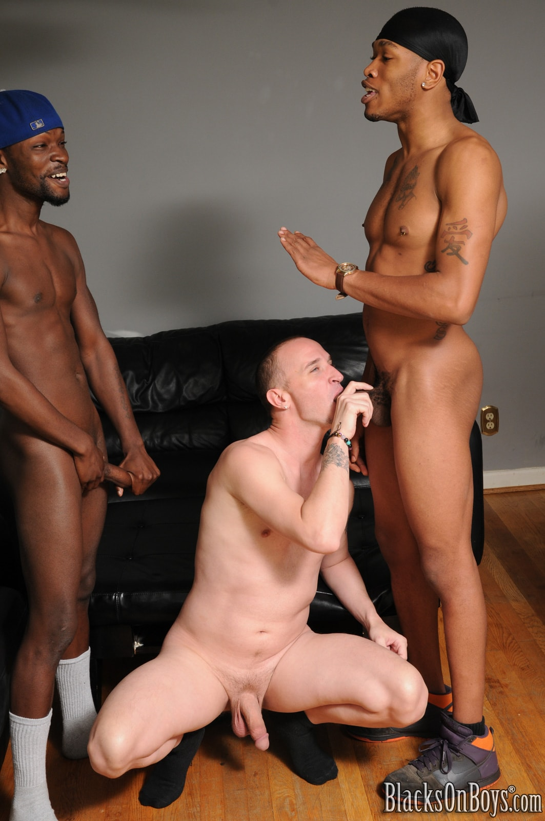 Dogfart Men '- Blacks On Boys' starring Austin (Photo 10)