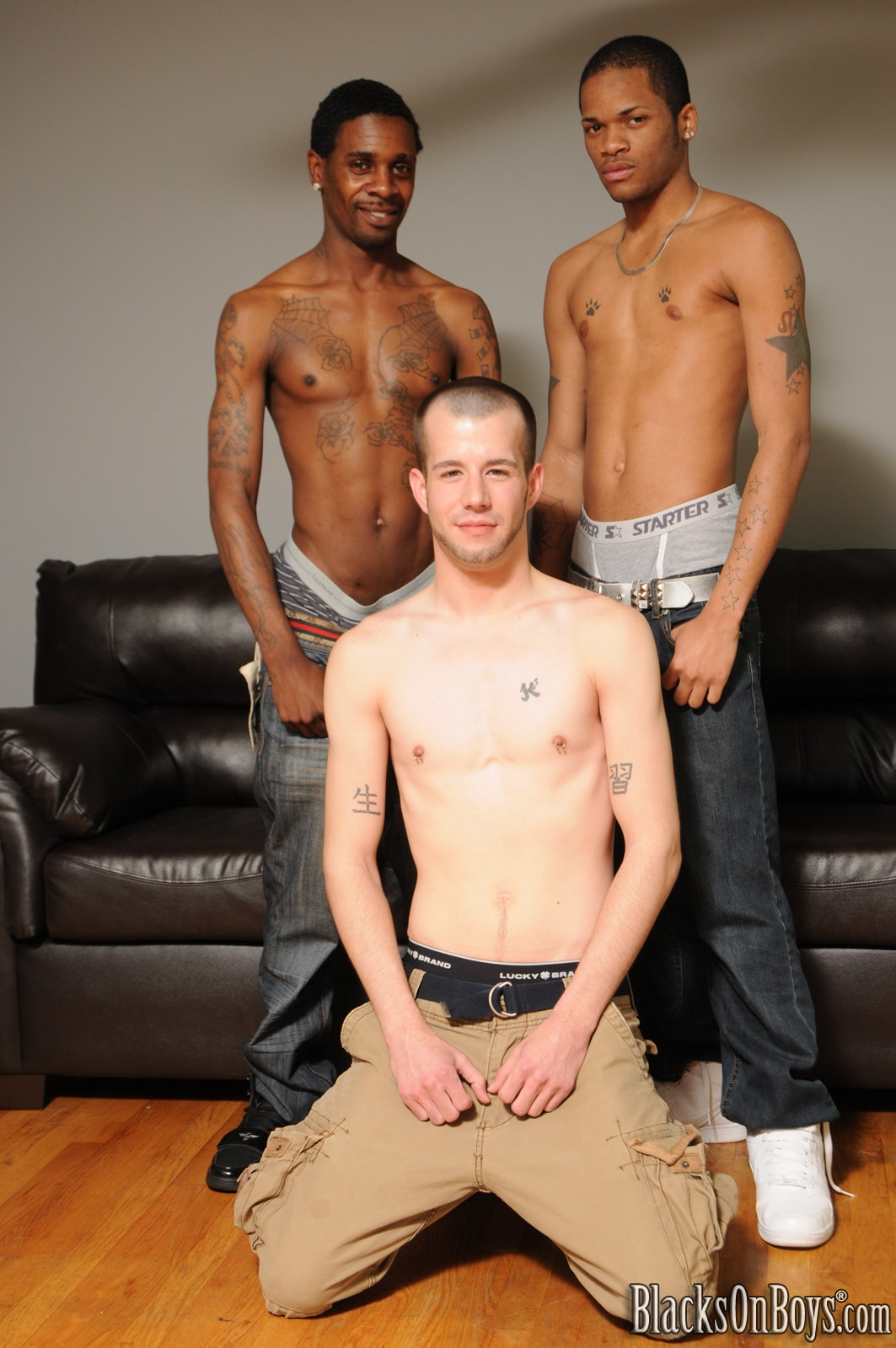 Dogfart Men '- Blacks On Boys' starring Brenden Shaw (Photo 3)