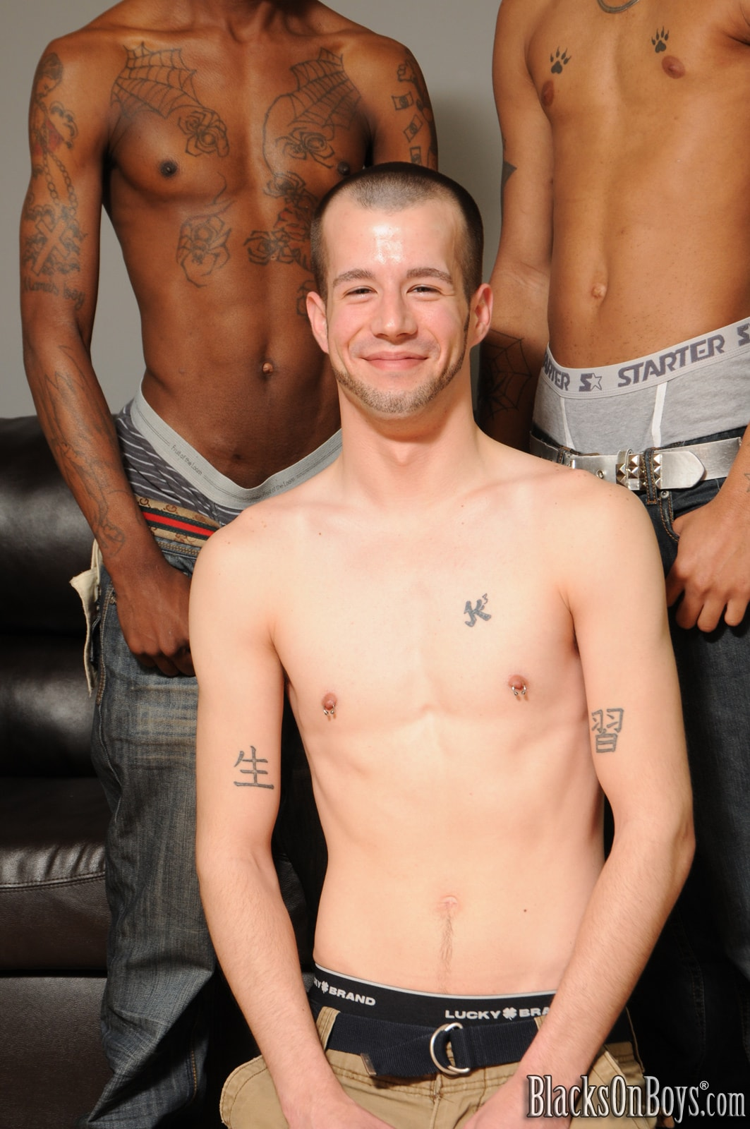 Dogfart Men '- Blacks On Boys' starring Brenden Shaw (Photo 4)