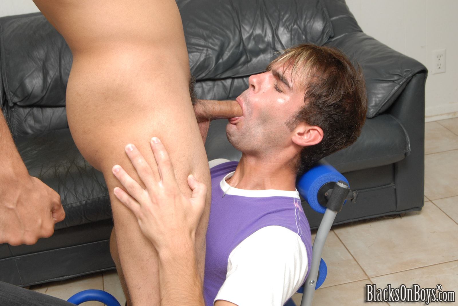 Dogfart Men '- Blacks On Boys' starring Devin Chase (Photo 14)