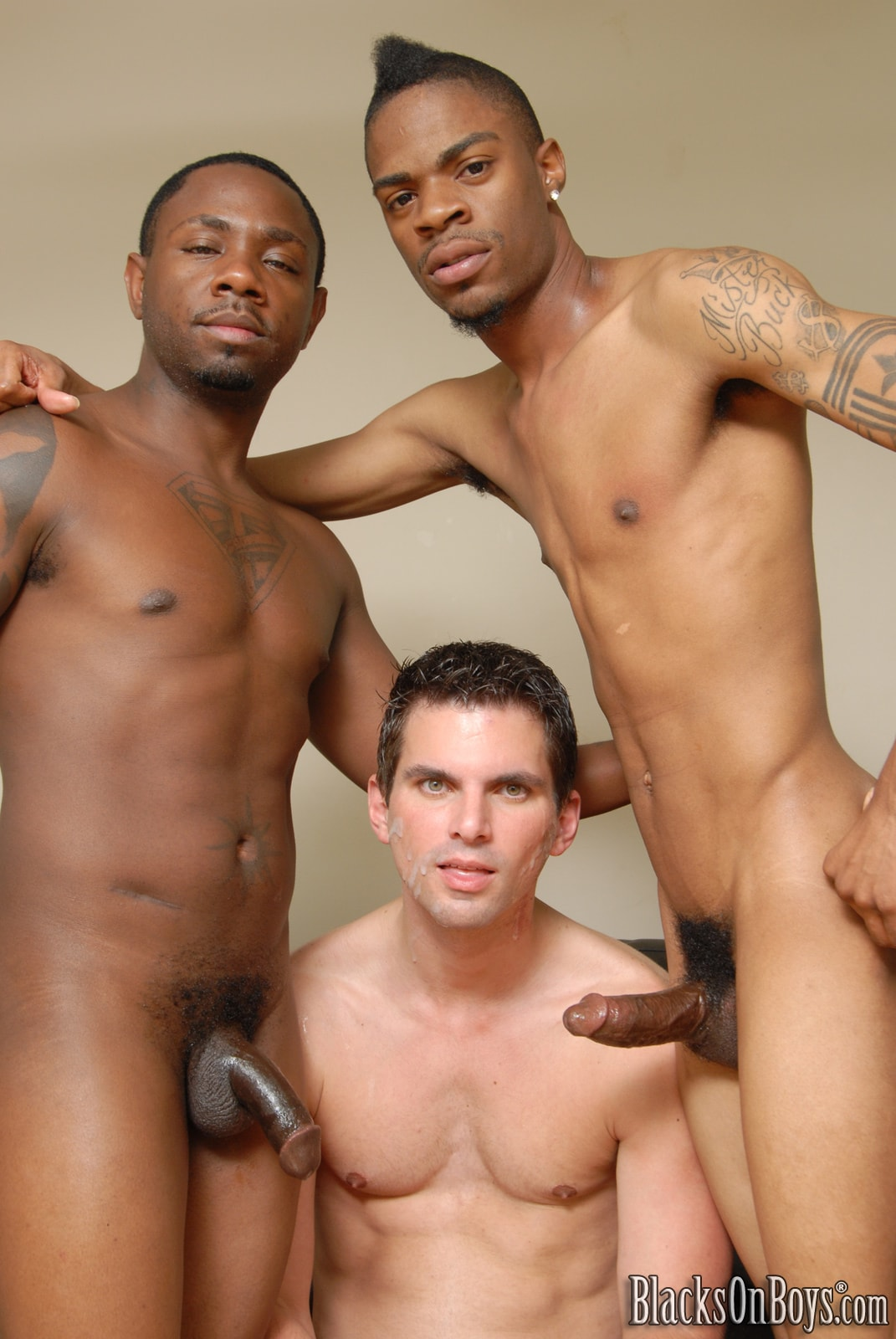 Dogfart Men '- Blacks On Boys' starring Diablo (Photo 29)
