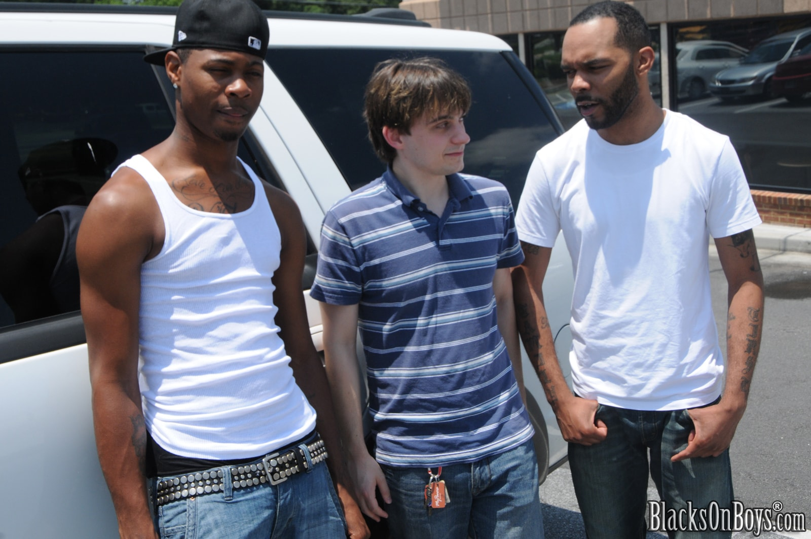 Dogfart Men '- Blacks On Boys' starring Jansen Shaw (Photo 2)