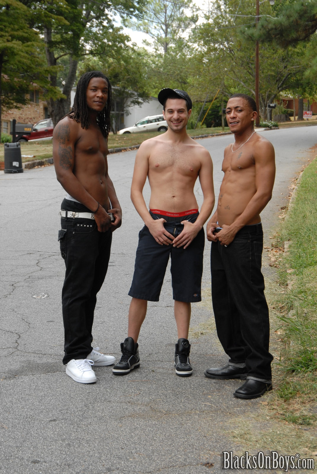 Dogfart Men '- Blacks On Boys' starring Vinnie Tuscano (Photo 1)